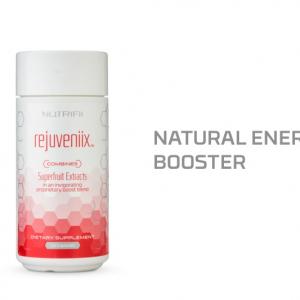 Rejuveniix – רג'ובניקס הממריץ הטבעי של הגוף