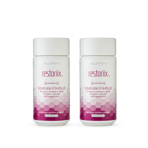 Dr Strands First Step-Therapy Restoriix Addin