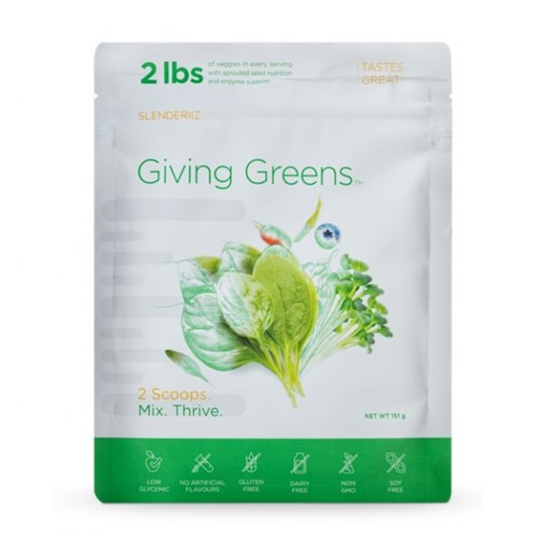 Giving Greens Drink