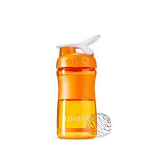 Slenderiiz Blender Bottle (Orange)