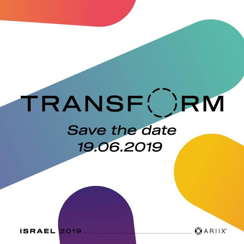 הכנס השנתי שלאריקסמגיע לירושלים ופותח בפניך עולם של הזדמנויות – 19-06-19