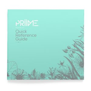 Priime Quick Reference Guide